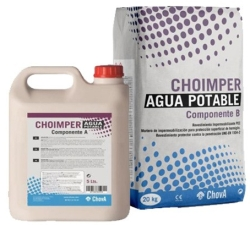 CHOIMPER AGUA POTABLE