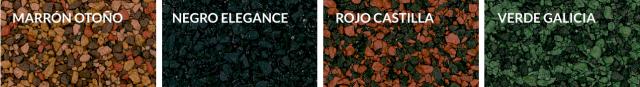 colores tegola